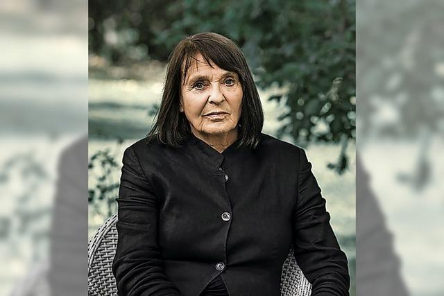 Buchautorin Monika Maron liest im Schloss Bonndorf aus