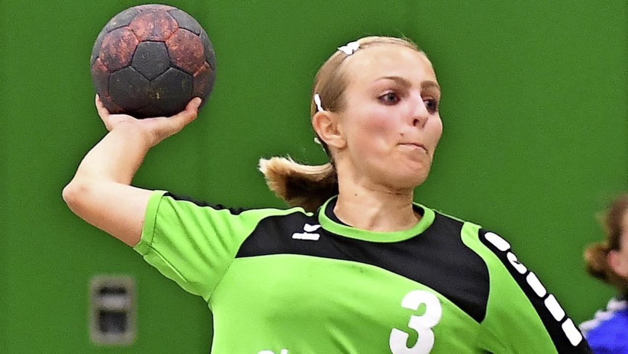 <BZ-FotoAnlauf>Handball:</BZ-FotoAnlau...TV Todtnau im Mai um den Bezirkspokal.  | Foto: Achim Keller