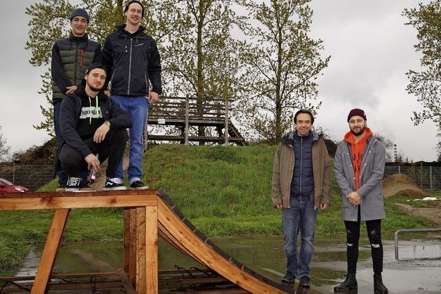 Mehr Sicherheit im Funpark Hochrhein