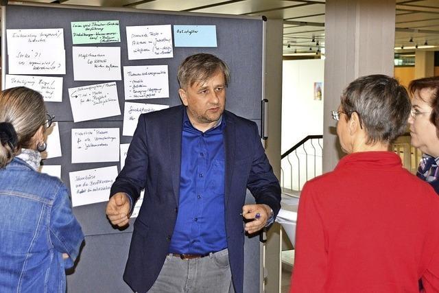 Bürger haben Ideen fürs Stadtjubiläum
