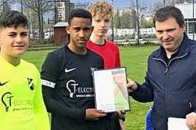 Fairplaypreis für Bosporus FCF