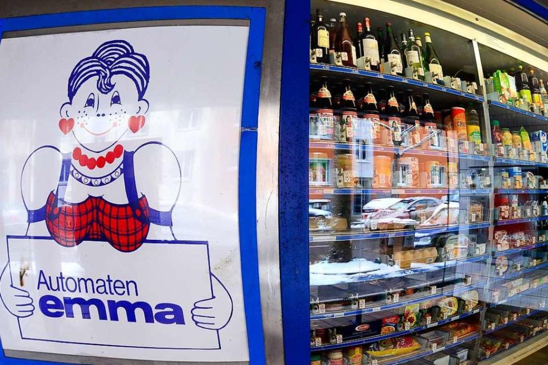 Emma hatte ein breit gefächertes Sorti...cher Straße in Freiburg. (Archivbild).  | Foto: Ingo Schneider