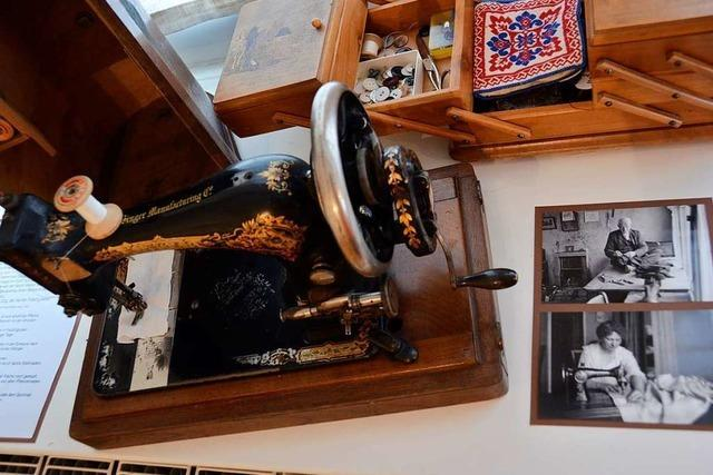 Das Dorfmuseum Biengen zeigt Sonderausstellung zu altem Handwerk