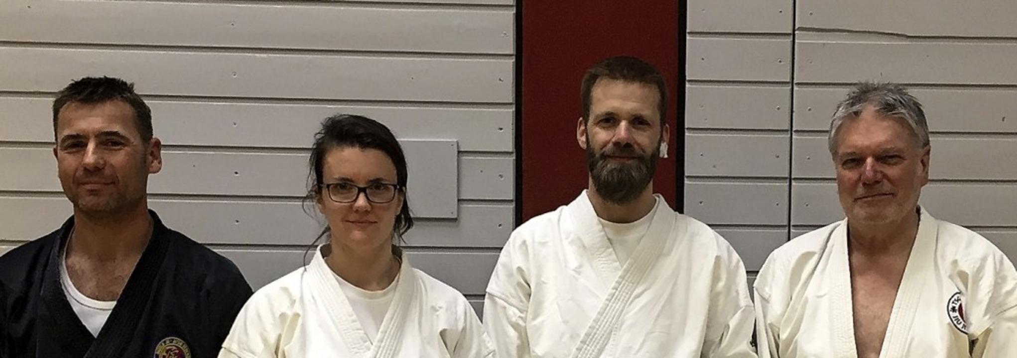 <BZ-FotoAnlauf>Hanbo:</BZ-FotoAnlauf> ...ngen Kathrin Treyer und  Dirk Liebert   | Foto: Quynh Nyugen