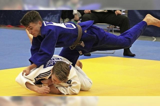 Judoka gewinnt Sichtungsturnier