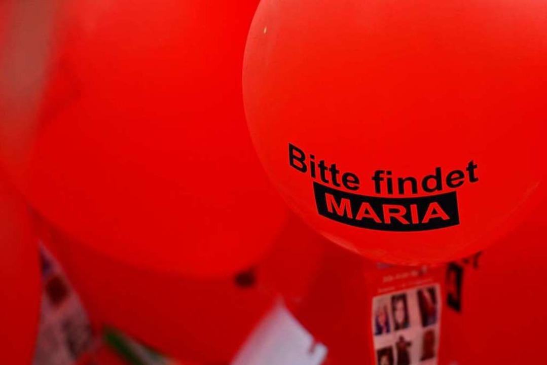 Der Vermisstenfall Maria H. hat bundes...zer im Sommer 2013 um Aufmerksamkeit.     Foto: Ingo Schneider