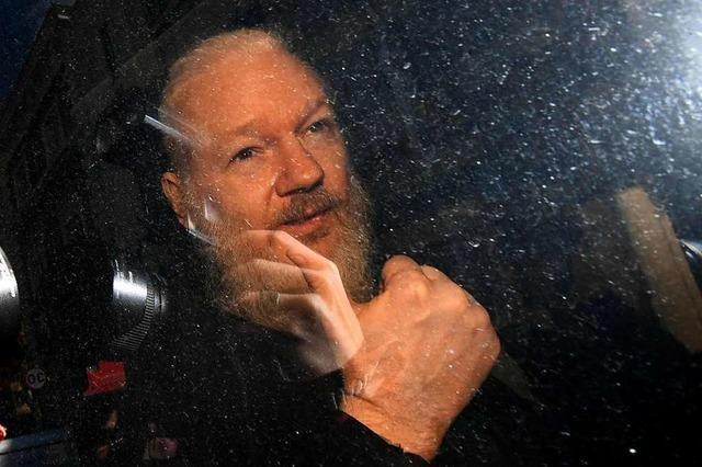 Assange erweist der Arbeit von Whistleblowern einen Bärendienst