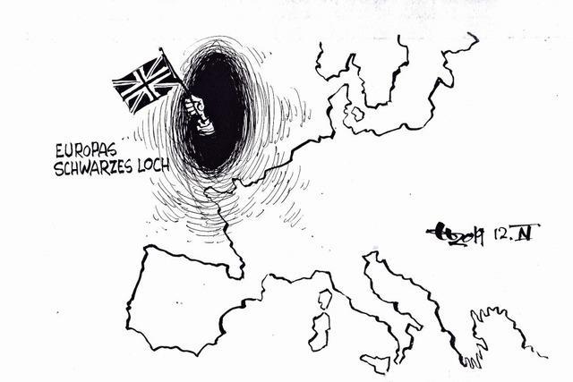 Die Entdeckung weiterer schwarzer Löcher wird befürchtet!