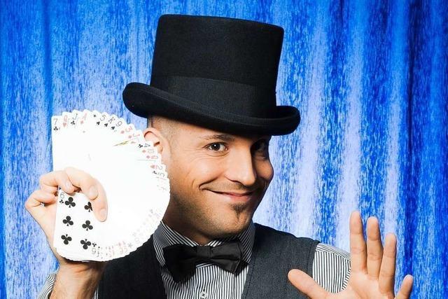 5 mal 2 Premieretickets für den Circus of Illusions in Freiburg zu gewinnen!