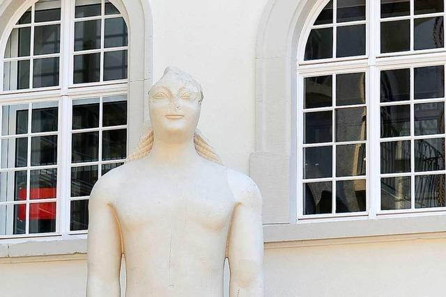 Schauen Sie hinter die Kulissen der Archäologischen Sammlung in Freiburg!