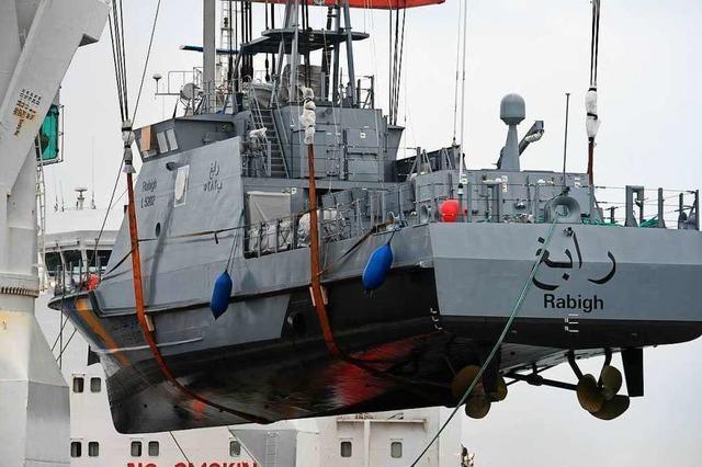 Bundessicherheitsrat genehmigt Rüstungsexport für Saudi-Arabien