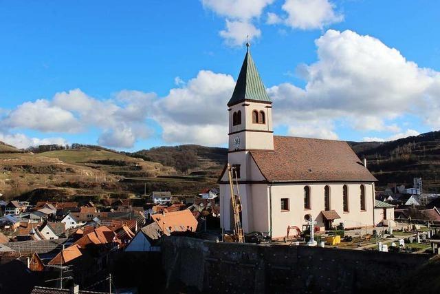 Land fördert Sanierung der Kirche in Kiechlinsbergen mit 186 170 Euro