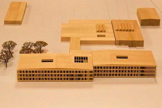Freiburger Architekten planen Denzlinger Verbundschulgebäude