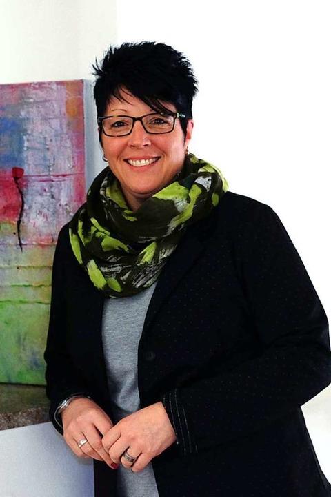 Nicole Brutschin leitet seit 2015 das ...as inklusive Wohnen im Haus Wiesental.  | Foto: privat