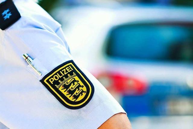 Aktentasche aus Cabrio gestohlen