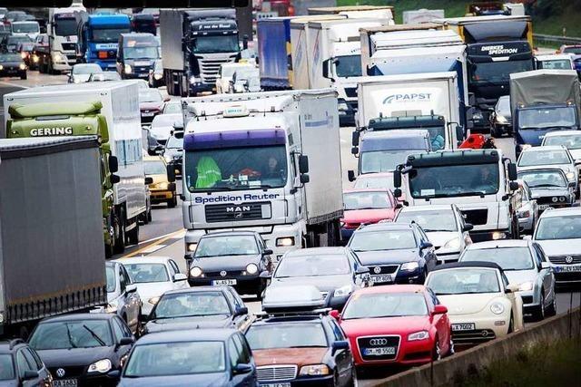Start in die Osterreisezeit sorgt für Staugefahr auf den Autobahnen
