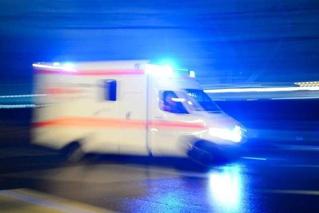 Ermittlungen gegen Fahrer eingestellt, der Rettungswagen blockiert hat