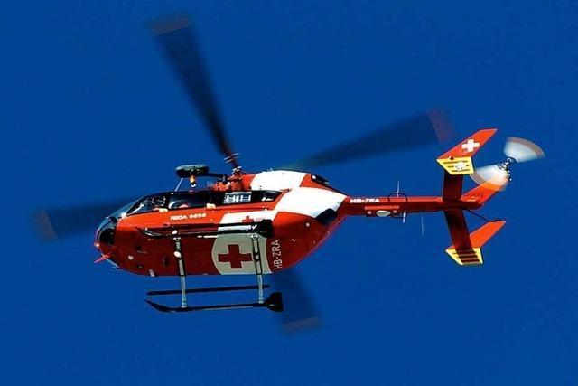 Mann stürzt in Lörrach vom Dach und wird lebensgefährlich verletzt