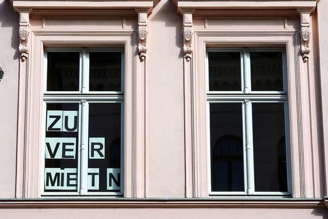 Freiburgs OB Horn zur Wohnungsnot: