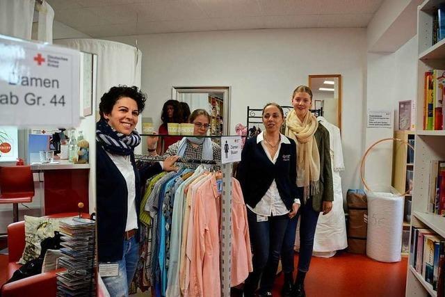 Das Rote Kreuz in Lahr bietet einen Teenie-Shopping-Tag an