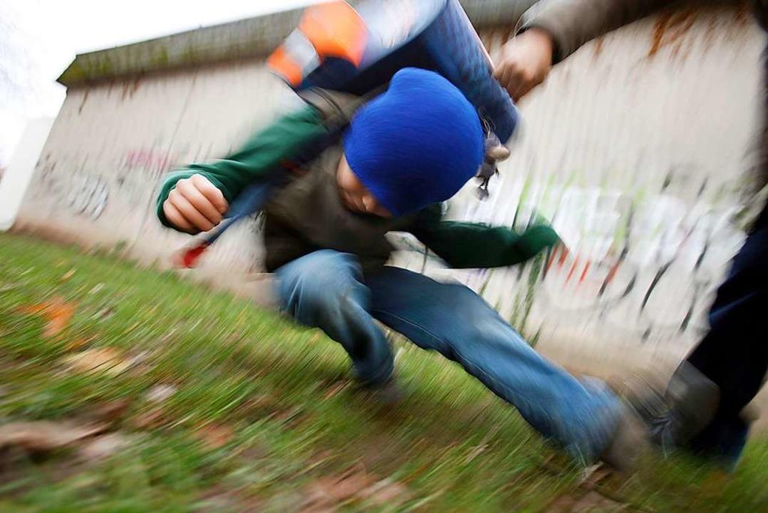 An Freiburger Schulen haben sich nicht...Attacken werden zunehmend ausfälliger.    Foto: dpa