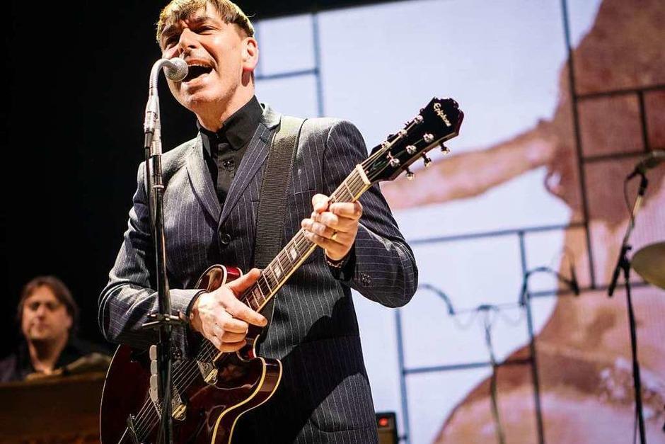 """The Analogues spielen den Klassiker """"The Beatles"""" im Konzerthaus – besser bekannt als: das Weiße Album. (Foto: Simon Langemann)"""