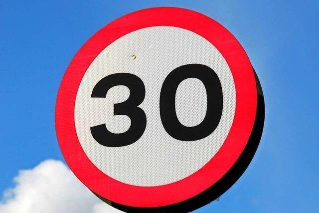 Eltern wollen Tempo 30 in Wehr