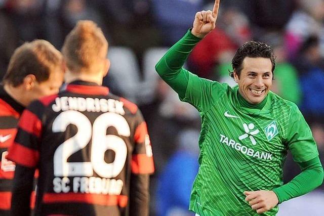 Fotos: SC Freiburg gegen Werder Bremen – die Historie in Bildern