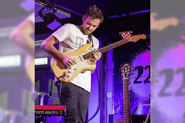 Die Singer-Songwriter Matt Woosey und Michi Oertel erstmals als Duo
