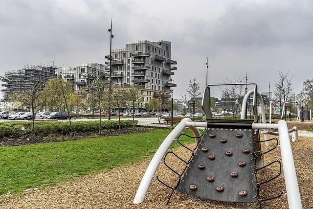 Dem Schwarzen Block folgte der Wiederaufbau