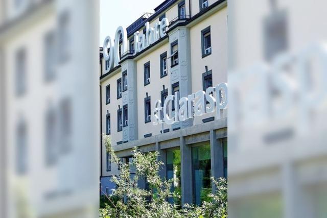 Claraspital meldet steigende Nachfrage aus Südbaden
