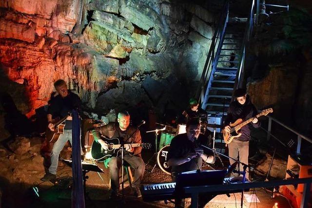 Am Sonntag startet die Höhlensaison in Hasel