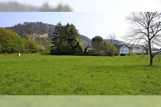 Gemeinde plant Wohnraum
