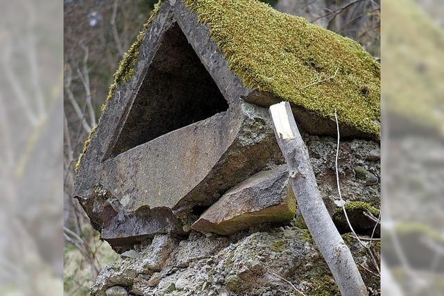 Geheimnisvolles Häuschen