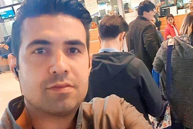 Festgenommener Flüchtling darf nach Hause zu Frau und Tochter in Lörrach