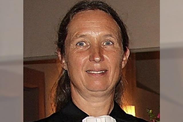 Pfarrerin Haßler plant Wechsel