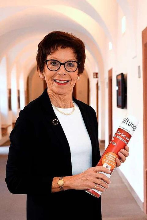 Stiftungsdirektorin Marianne Haardt  | Foto: Thomas Kunz