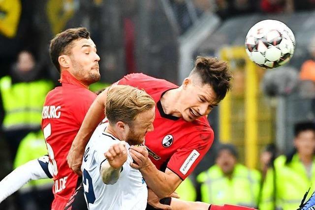 In Bremen will der SC Freiburg besser aussehen als zuletzt in Mainz