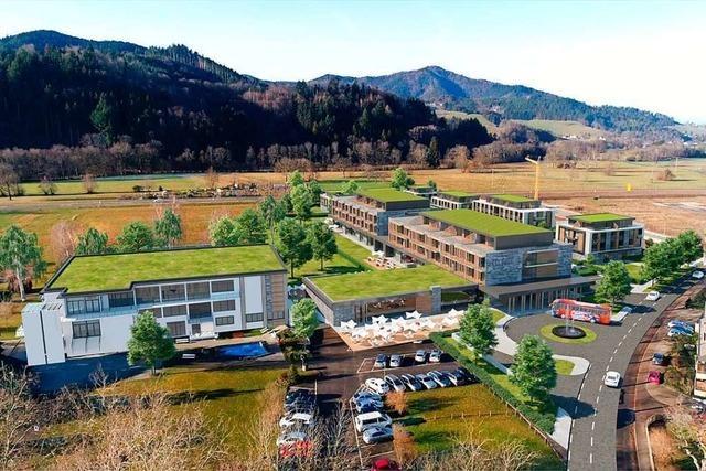 Gemeinderat Kirchzarten vertagt Entscheidung über Hotel am Kurhaus