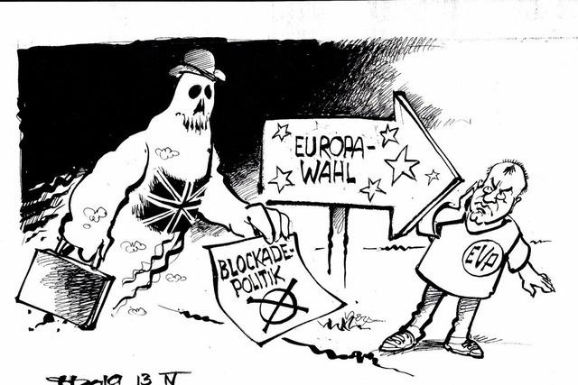 Ein Gespenst geht um in Europa...