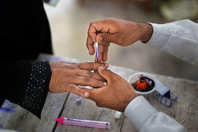 Indiens unberechenbare Wähler