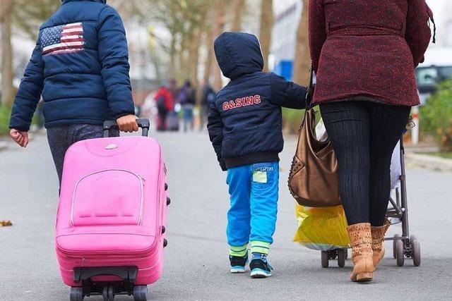 Im Streit um die Verteilung von Flüchtlingen ist eine Einigung in Sicht