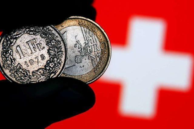 Der südbadische Einzelhandel vermisst Schweizer Kunden