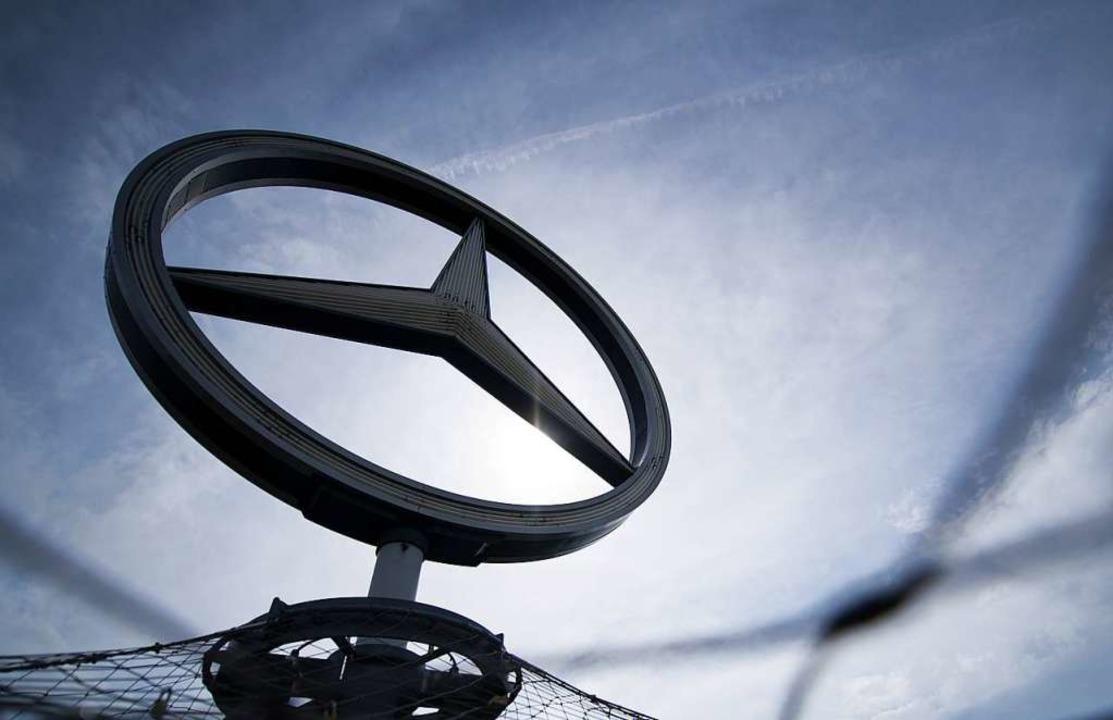 Es geht einem Zeitungsbericht zufolge ...-Benz GLK 220 CDI mit der Abgasnorm 5.  | Foto: dpa