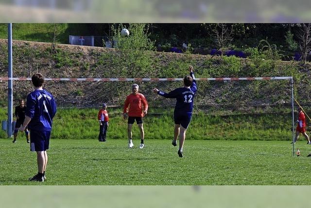 Faustballer des VfB Murg brauchen neuen Trainingsplatz