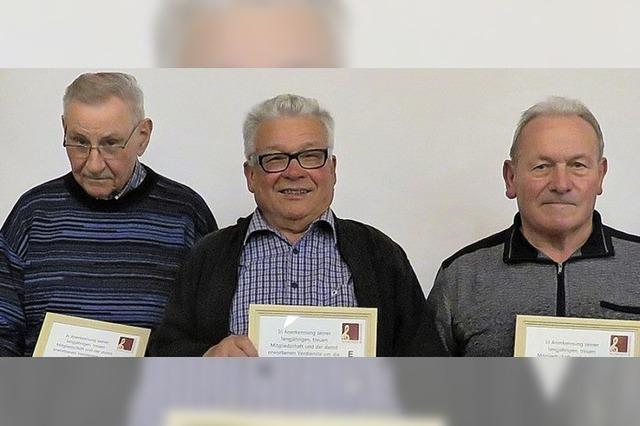 Musikverein Friesenheim drücken Nachwuchssorgen