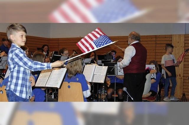 Musikalischer Ausflug nach Amerika