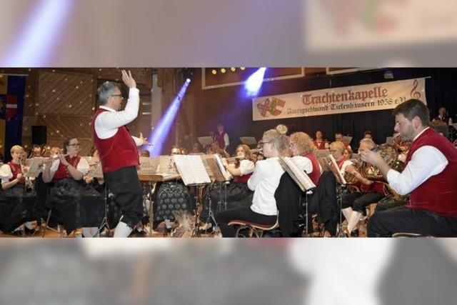 Klarinette statt Dirigentenstab