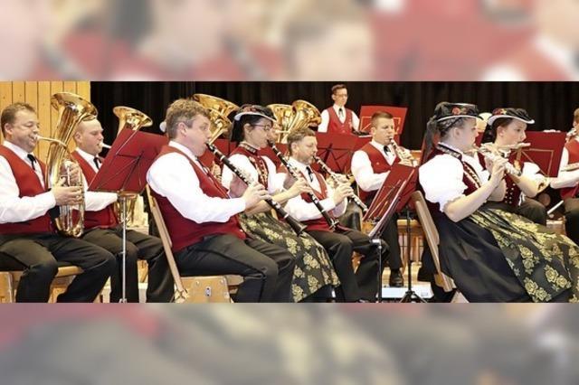 Sportliche Erfolge auch musikalisch in Szene gesetzt