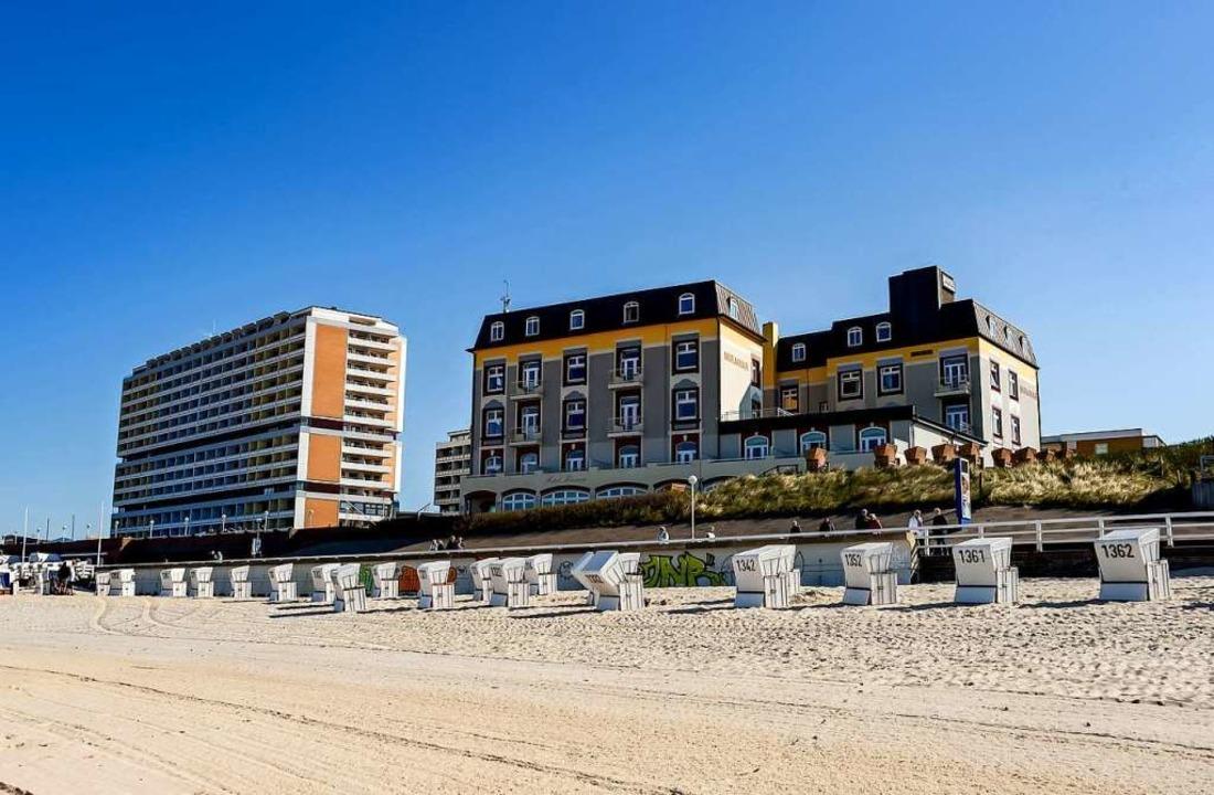Sylt bekommt jede Menge neuen Sand.  | Foto: dpa